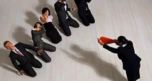 龍情姬語﹣ 遇到難頂上司如何自處及控制情緒的三個秘技